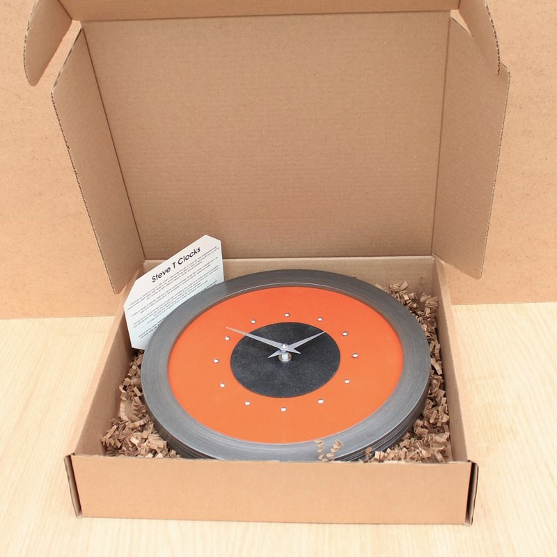 All These Colourful Wall Clocks are Available in a Free Stylish Gift Box