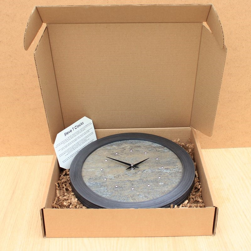 All These Wall Clocks are Available in a Gift Box